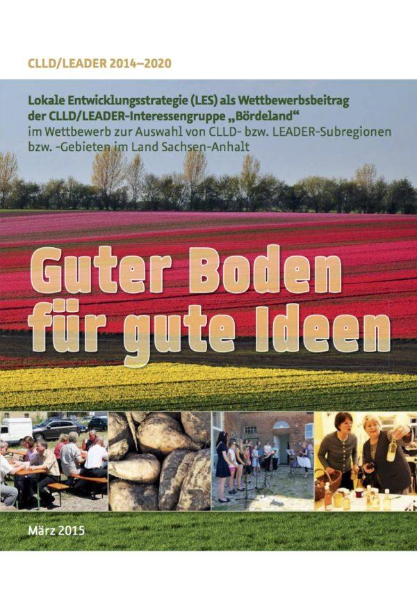 LAG Bördeland Lokale Entwicklungsstrategie 2014-2020