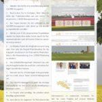 Guter Boden für gute Ideen. Informationen zur Förderung von LEADER-Projekten