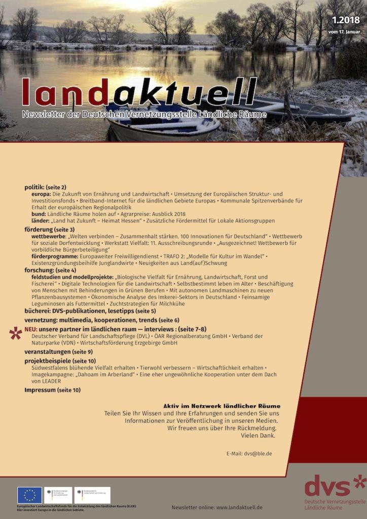 landaktuell 2018/01