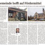 Sanierungsvorhaben um ehemaliges Pfarrhaus soll für 186.000 Euro in die zweite Runde gehen