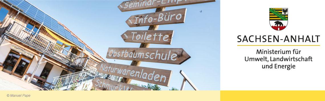 """""""DorfGemeinschaftsladen"""" in Sachsen-Anhalt"""
