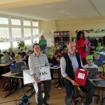 14.09.2021 - Start im Projekt Dorf-er-LEBEN in Aschersleben